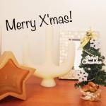 クリスマスディスプレイ