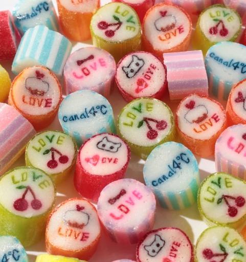 【バレンタイン】canal4℃オリジナルキャンディ