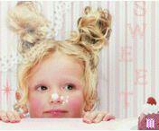 子どものヘアスタイル