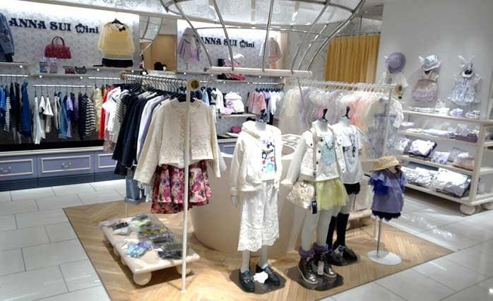 アナスイミニ岩田屋本店